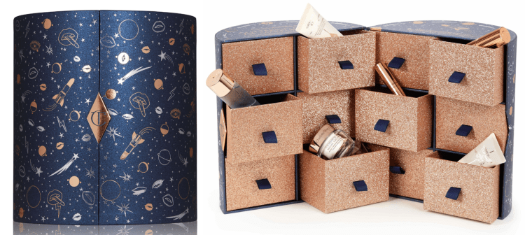 Charlotte Tilbury advent calendar 2019