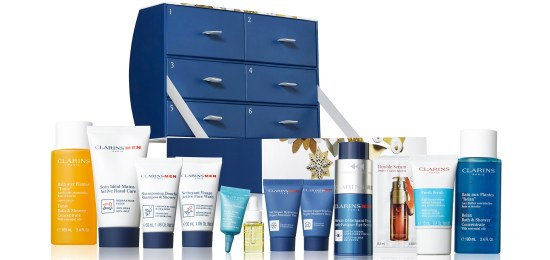 Clarins Men 12 Days of Christmas – AVAILABLE NOW!