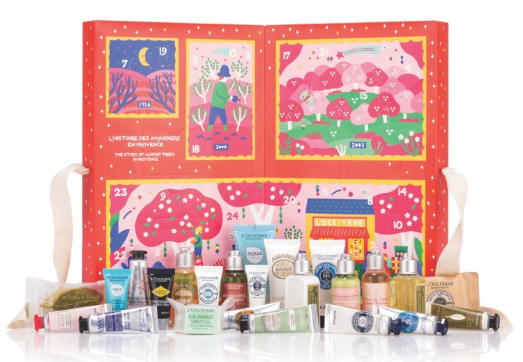 L'OCCITANE Classic advent calendar 2019