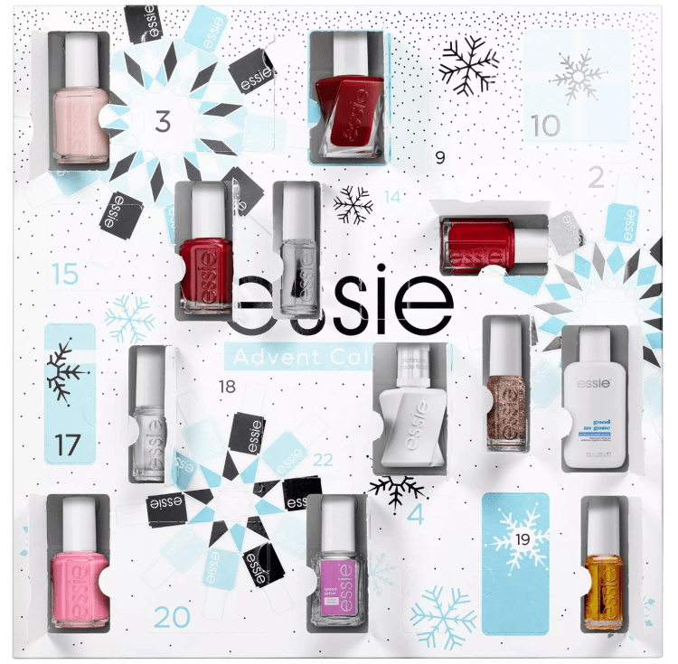 Essie advent calendar 2019