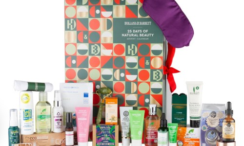 Holland & Barrett advent calendar 2019