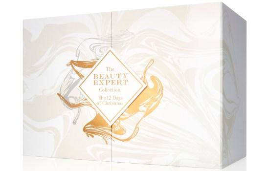 DISCOUNT! The Beauty Expert 12 Days Collection Calendar