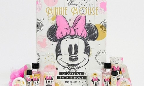 Minnie Mouse Advent Calendar Mad Beauty 2019
