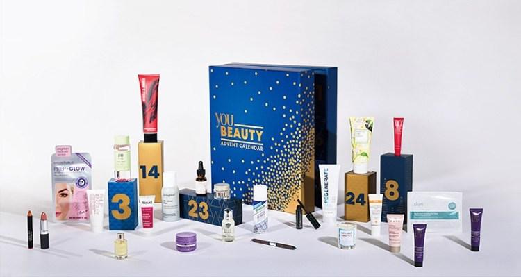 You Beauty Advent Calendar 2019