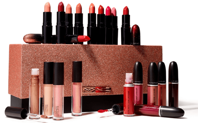 MAC Collector Lip Christmas Set 2019