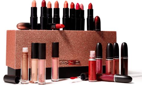 MAC Collector Lip Christmas Set 2019