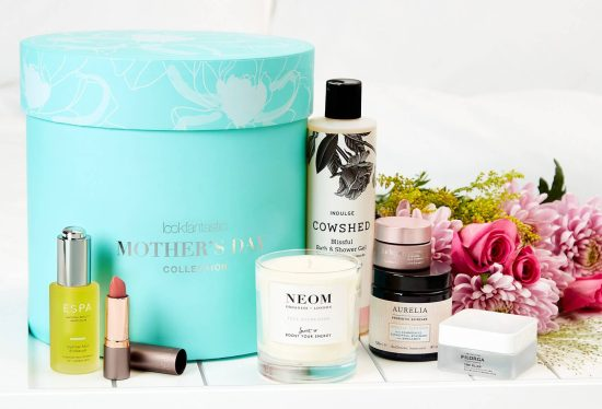 Lookfantastic Mother's Day Collection – £10 Off Discount Code!