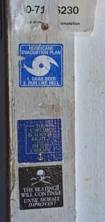 lifeguard door post