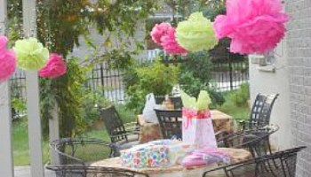 Creative Party Decorations On A Budget
