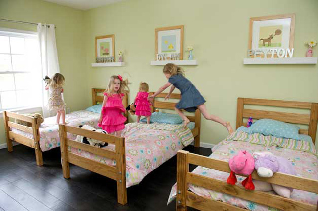Decorating Needs Are Diffe For Children In Age Groups