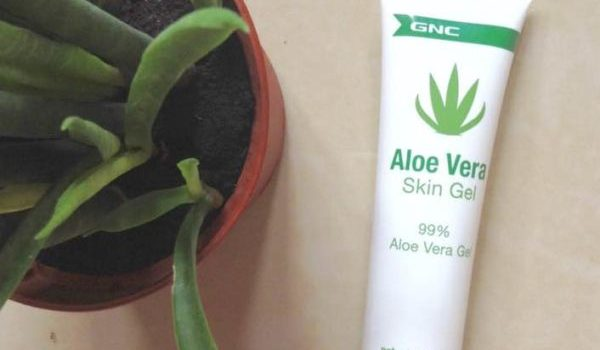 GNC Aloe Vera Skin Gel Review