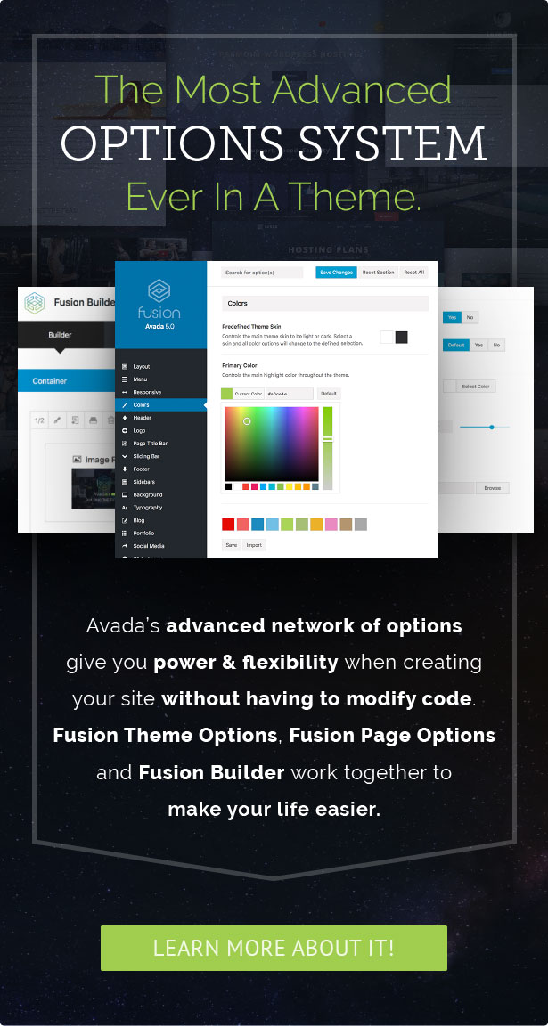 Avada MultiPurpose WordPress Theme on ThemeForest