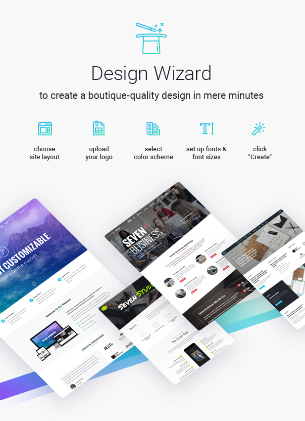 The7 WordPress Theme on ThemeForest