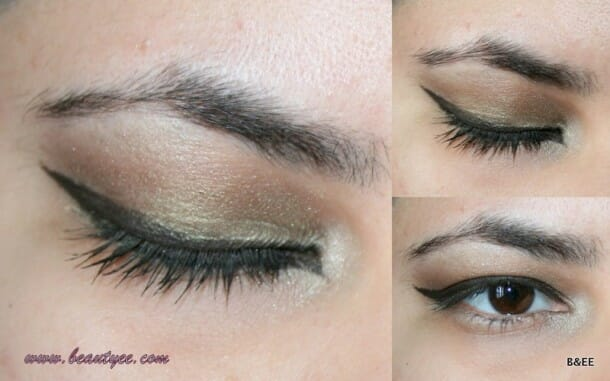 How to apply a winged liner