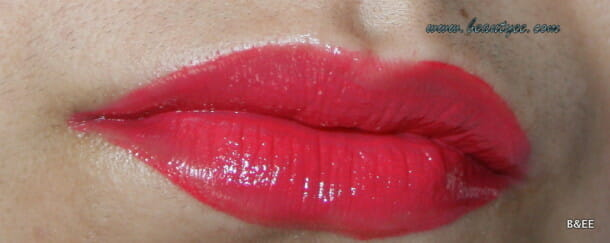 Colorbar True Gloss in Pink Stain