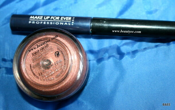 MUFE Aqua Cream Shadow & eye liner