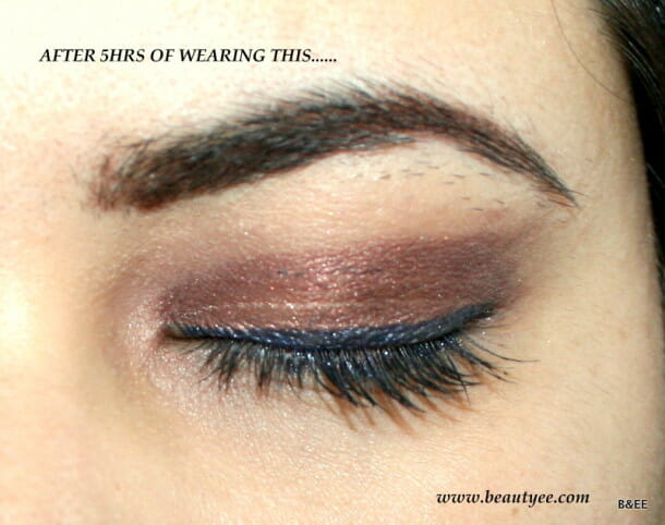 Make Up For Ever Aqua Cream eyeshadow #14