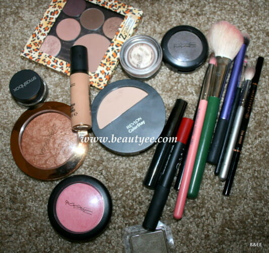 my makeup : Products used