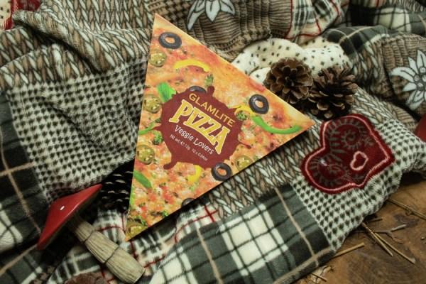 Glamlite pizza