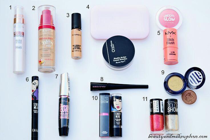 Indian Festive Season Makeup Essentials
