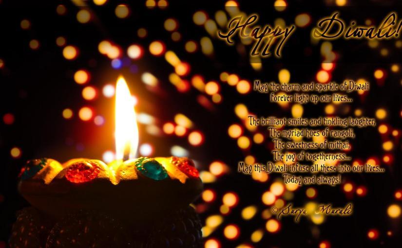Happy Diwali Everyone