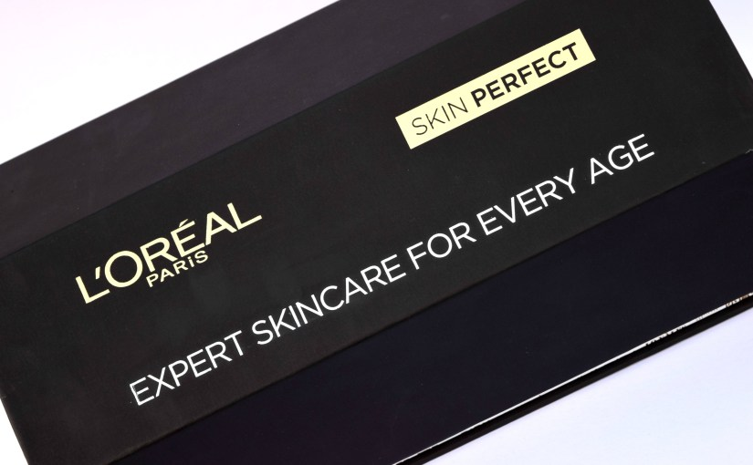 New! L'Oreal Paris Skin Perfect Range For Every Age