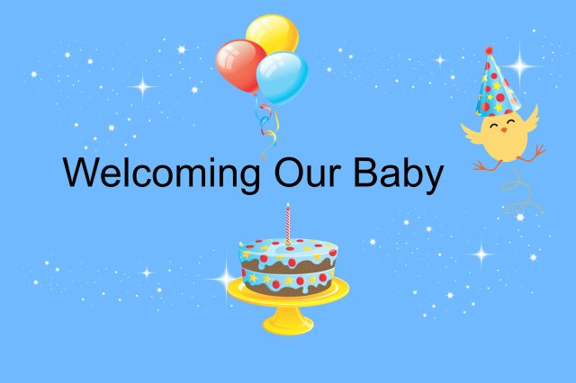 Welcoming Our Baby
