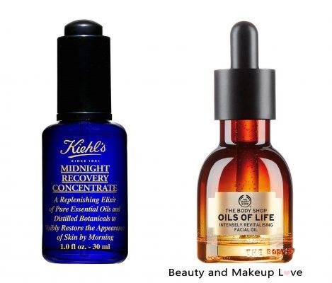 Best Overnight Repair Facial Oil