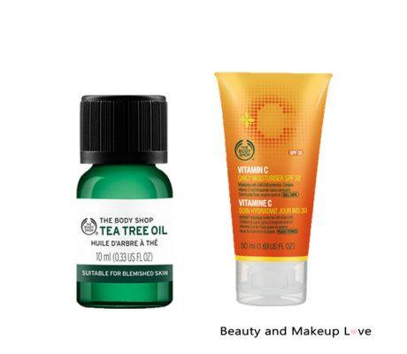 Best Body Shop Products for Acne