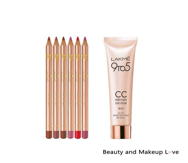 Best Lakme Makeup Products