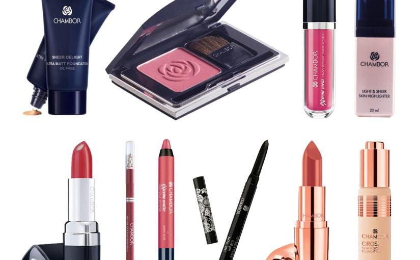 10 Best Chambor Products That Are A Must Have For Every Makeup Lover