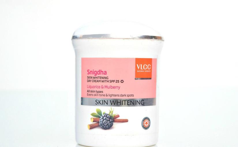 VLCC Snigdha Skin Whitening Day Cream with SPF 25