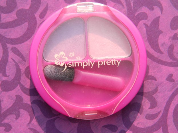 Avon Simply Pretty Blendable Eyeshadow Duo Lavender/Pink Review, Swatches