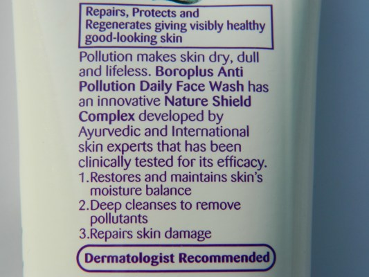 Boroplus Anti-Pollution Daily Face Wash