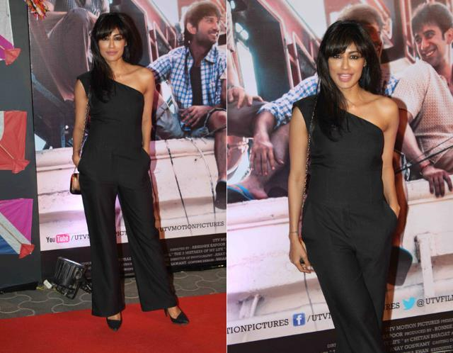 Chitrangda Singh in Jumpsuit