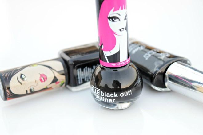 Elle 18 Black Out Liner Review