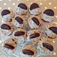 Overly Oreo Cupcakes! |5MF
