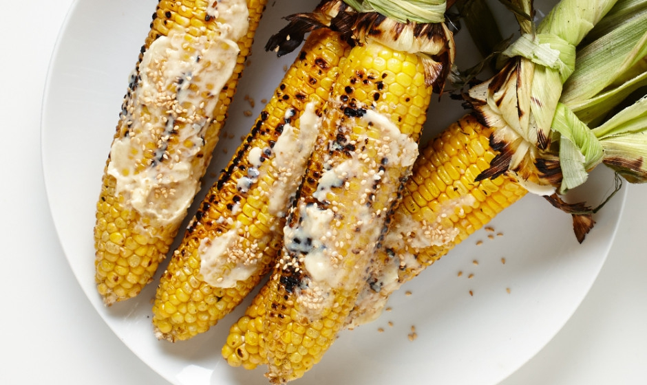 grilled-corn-with-miso-butter-940x560