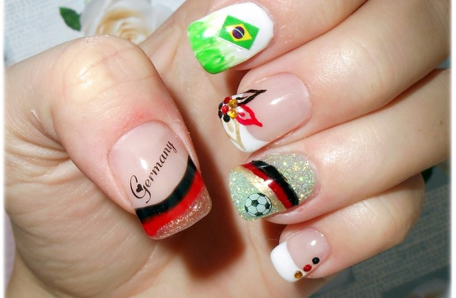 Nageldesign - WM Nägel - Deutschland | Beauty and the beam