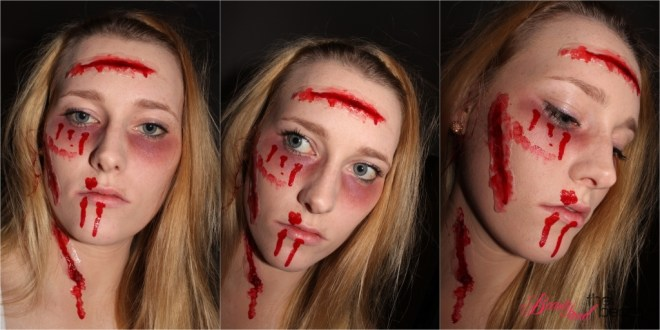 Zombie SFX-Make Up (4)