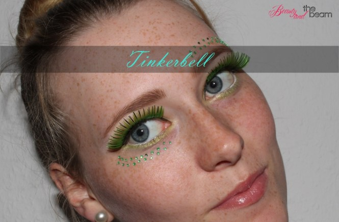 Beauty and the beam | Tinkerbell Look [AMU] 5