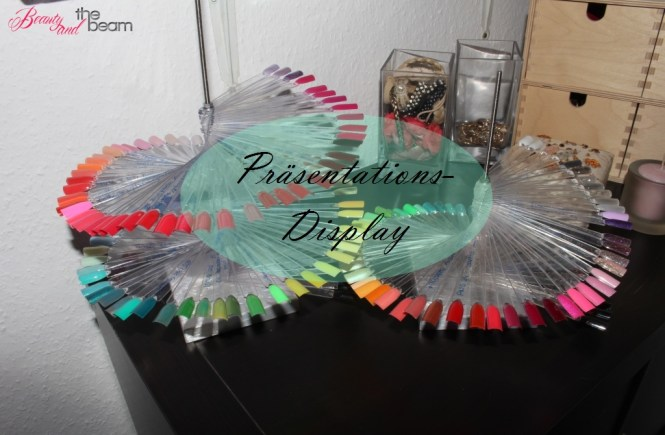 Nageltip-Präsentationsdisplay [DIY] | Beauty and the beam