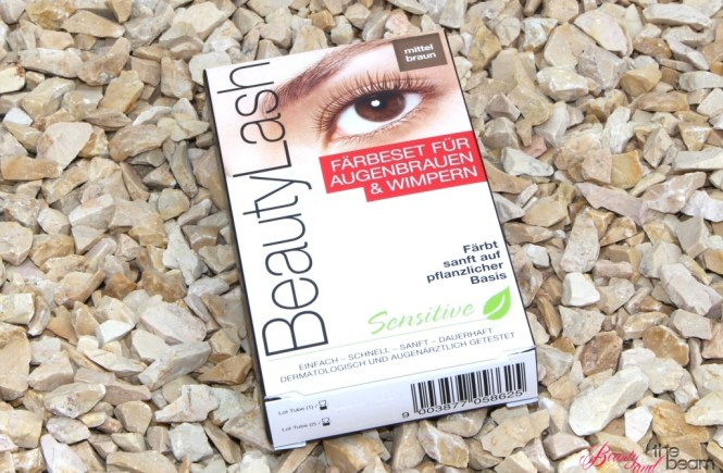 Beauty and the beam | BeautyLash Sensitive Färbeset [Review] 1