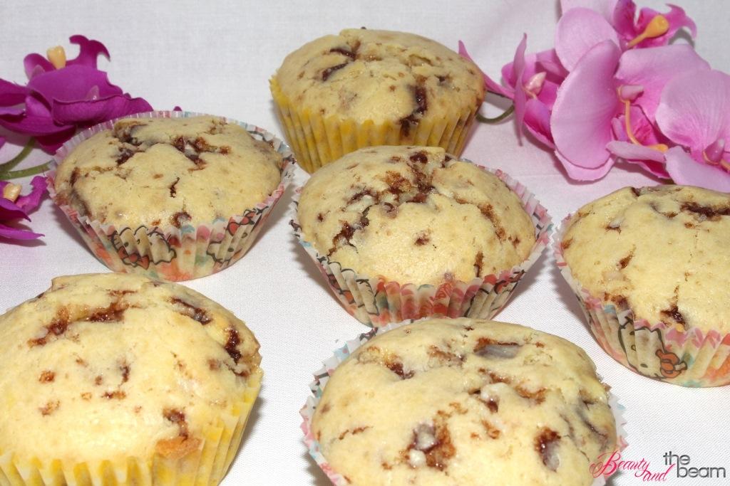 KINDER Überraschungs Muffins [Rezept]
