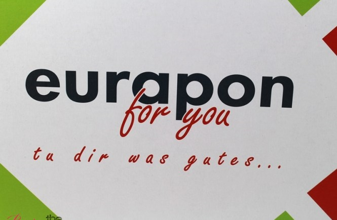Eurapon for you Box Winteredition [unboxing]   Beauty and the beam