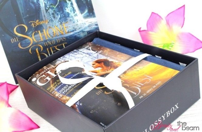 "Glossybox ""Beauty and the beast"" Edition 