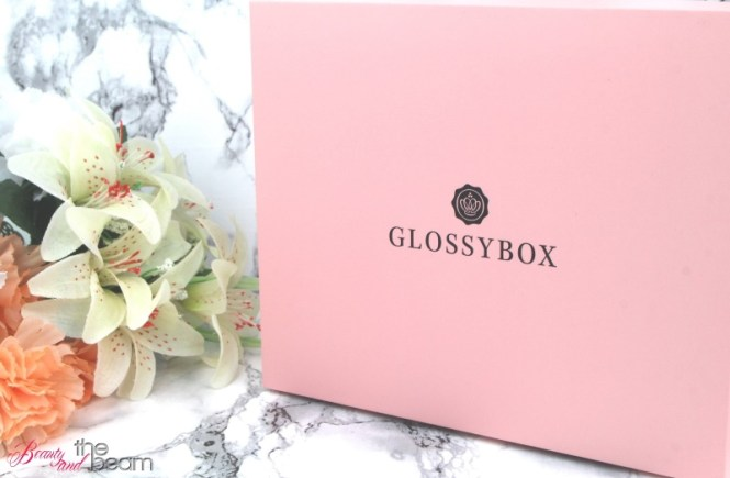 "[unboxing] Glossybox ""Wild at heart"" Mai 2017 
