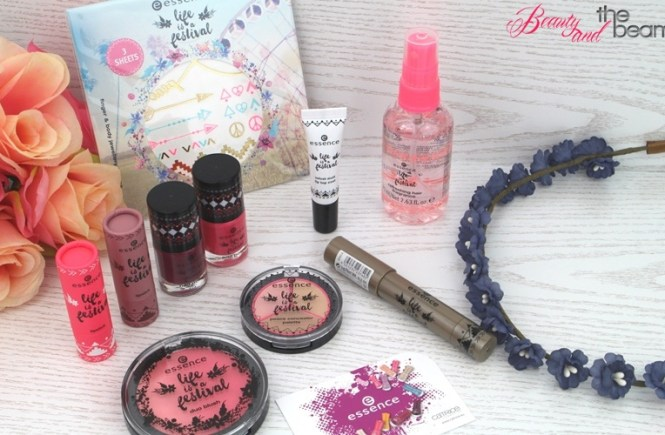 Essence Life is a Festival Trend Edition | Beauty and the beam