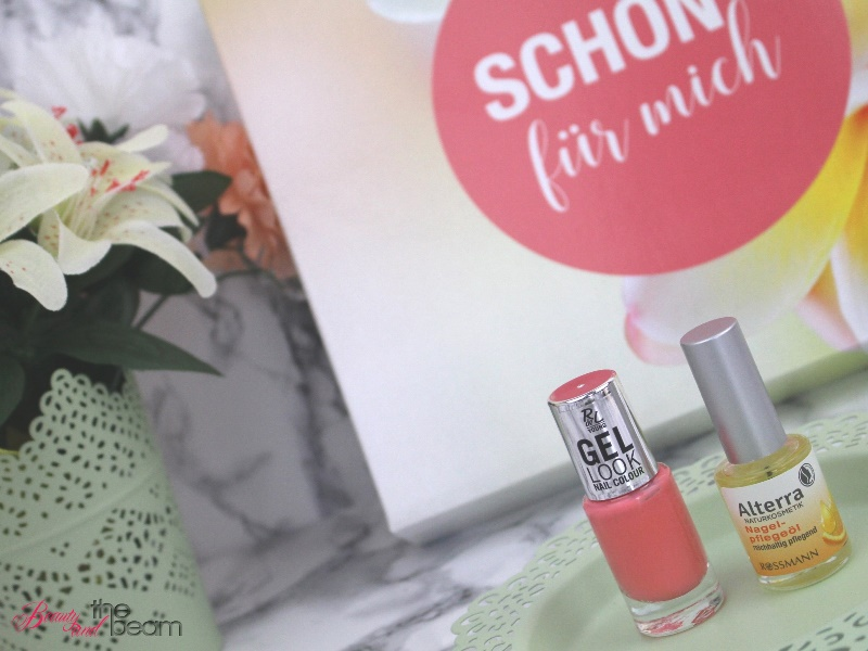 Unboxing Schon Fur Mich Box August 2017 Beauty And The Beam