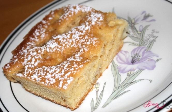 [Rezept] einfacher Apfelkuchen vom Blech | Beauty and the beam